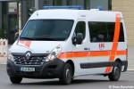 Krankentransport AMG - KTW 25 (B-A 8025)
