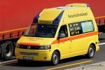 Bochum - Krankentransporte Kröger - KTW