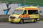 Gouda - Regionale Ambulancevoorziening Hollands Midden - RTW - 16-162
