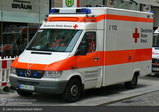 Rotkreuz Hamburg 10/41 (HH-RK 1651) (alt/a.D.)