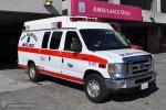 San Francisco - SF Ambulance - Wg. 10701