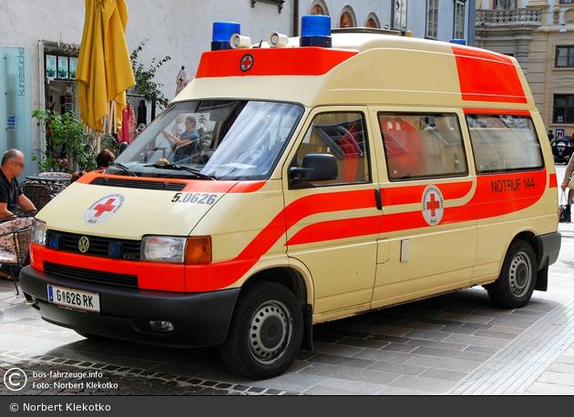 Graz - ÖRK - RTW - 05.0626