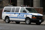 NYPD - Manhattan - Critical Response Command - HGruKW 8659