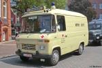 Nürnberg - BRK-Museum - RTW - MB 408