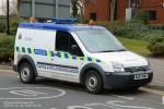 Manchester Airport - Police - Van