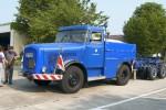 THW Hamburg-Altona - Historisches Fahrzeug (ohne Funkkennung)