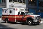 FDNY - EMS - Ambulance 401 - RTW