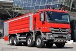Mercedes-Benz Actros 4160 - Magirus - SLF 100/180