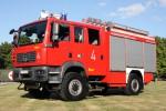 Nordholz - Feuerwehr - FlKFZ-Gebäudebrand