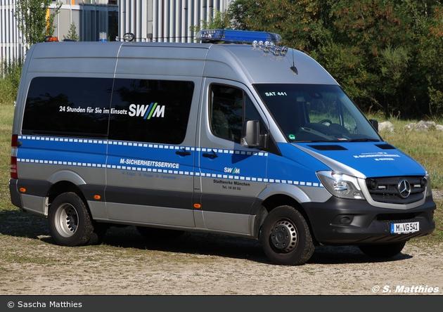 München - Stadtwerke München - Entstörfahrzeug SAT441