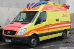 Ambulance Berlin Süd - RTW - Arnold 201