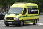 Skövde - Västra Götaland Ambulanssjukvård - KTW - 3 53-7220