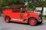 Stockholm - Storstockholms brandförsvar - Brandbil (a.D.)
