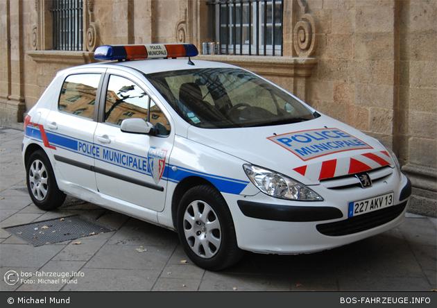 Aix-en-Provence - Police Municipal - VP - FuStW