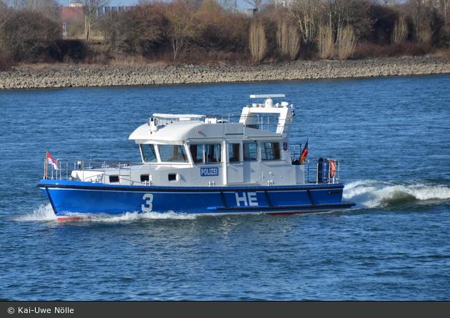 Polizei Hessen - Hessen 3