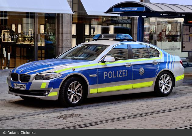 M-PM 8459 - BMW 5er - FuStW