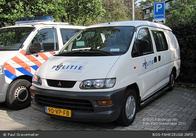 Amsterdam-Amstelland - Politie - Transporter