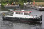 WSA Brandenburg - Schub- und Aufsichtsboot - Paretz