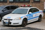 NYPD - Brooklyn - 83rd Precinct - Auxiliary Police - FuStW 7868