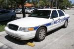 Fort Lauderdale - Police Departement - FuStW