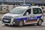 Carcassonne - Police National - FuStW