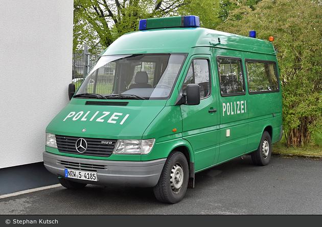 NRW 5-4185 - MB Sprinter - Kontrollfahrzeug