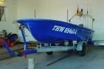 Heros Schleswig - Arbeitsboot