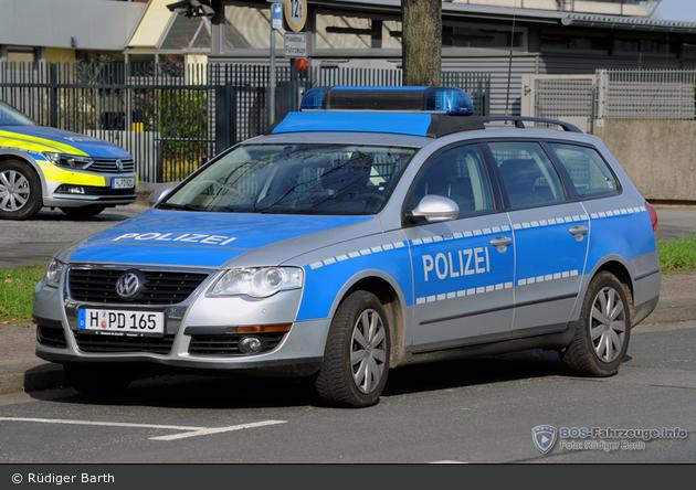 H-PD 165 - VW Passat Variant - FuStW