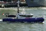 Rotterdam - Politie - WP - Polizeiboot P6