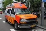 Amsterdam - Ambulance Amsterdam - RTW - 13-170