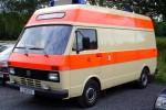BePo - Leipzig - VW LT RTW (a.D.)