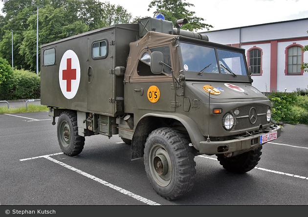 unbekannt - Sanitätsdienst - KrKw (a.D.)