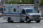 Seventh District - Rescue Squad - Ambulance 598