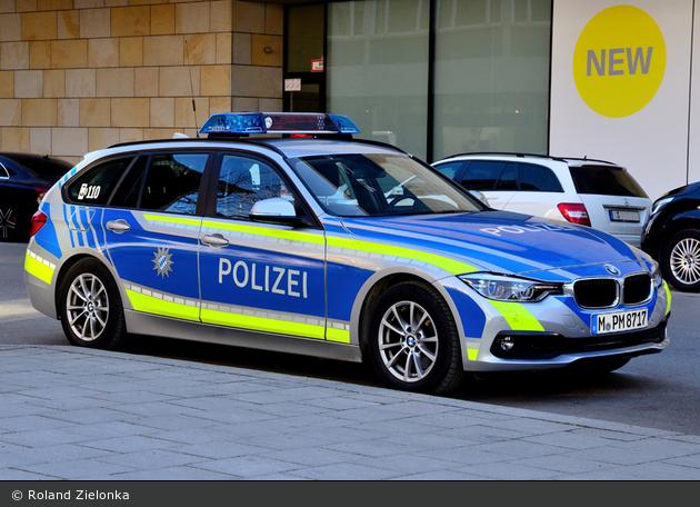 M-PM 8717 - BMW 3er Touring - FuStW