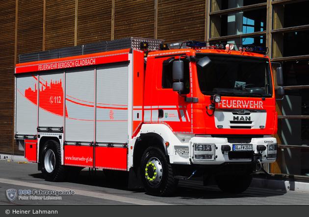 Bergisch Gladbach Feuerwehr