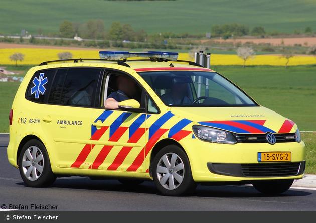 Enschede - Ambulance Oost - PKW - 05-219