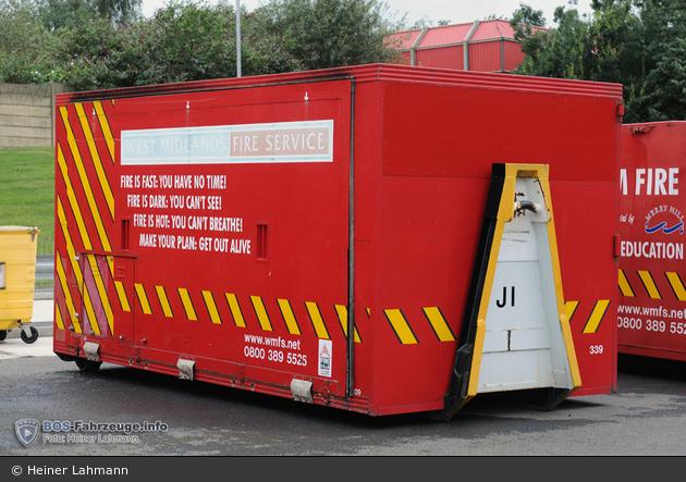 Birmingham - West Midlands Fire Service - POD