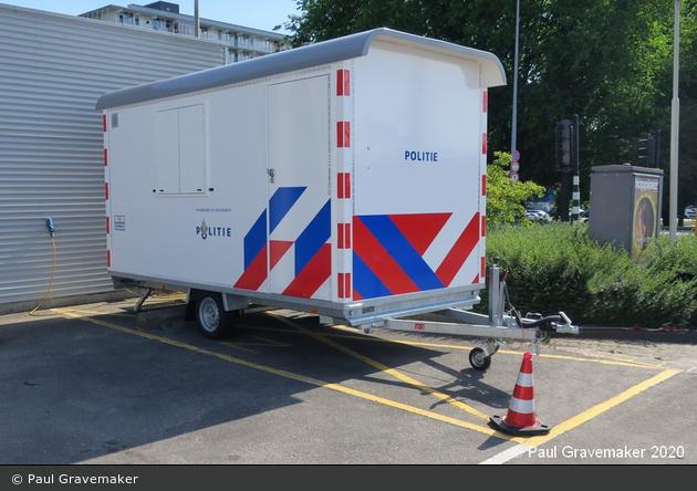 Amsterdam - Politie - Mobile Wache