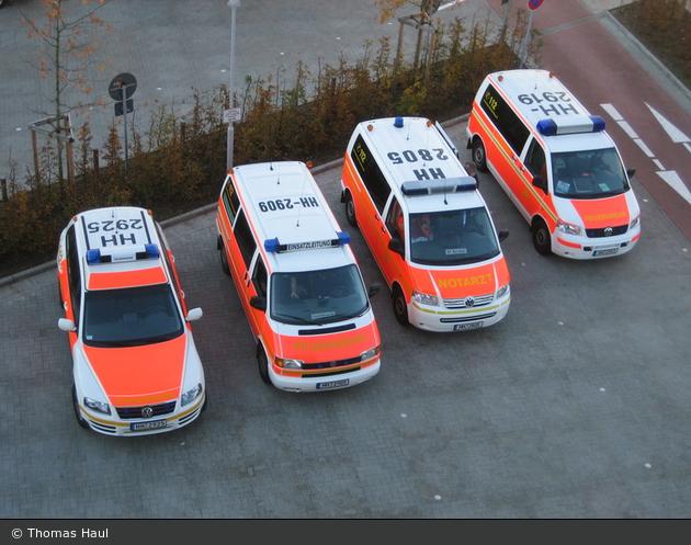 HH - BF Hamburg - Volkswagen