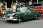Marburg - Opel Olympia P1 - FuStW (Oldie)