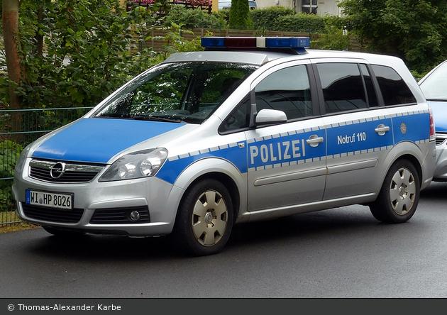 WI-HP 8026 - Opel Zafira - FuStw