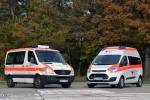 BY - BRK KTW Erlangen 01/72-56 und 01/72-64