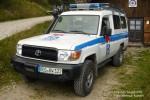 Bergwacht Rettungsfahrzeug Bayerisch Eisenstein
