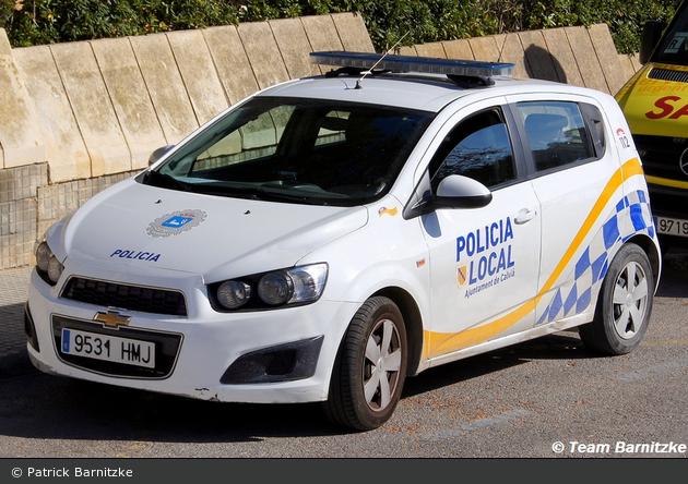 Calvià - Policía Local - FuStW