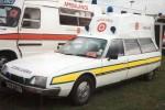 British Red Cross - Ambulance (a.D.)