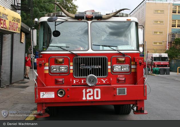 FDNY - Brooklyn - Ladder 120 - TM