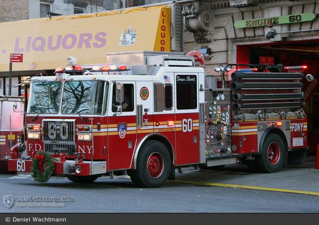 FDNY - Bronx - Engine 060 - TLF