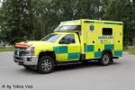 Ockelbo - Landstinget Gävleborg - Ambulans - 3 26-9170