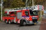Rotterdam - Brandweer - DLK - 17-3751