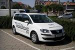 Zwickau - Städtische Verkehrsbetriebe Zwickau - Unfallhilfsfahrzeug